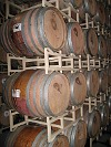 Beer in barrels