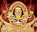 Deschutes 19th Anniversary Golden Ale