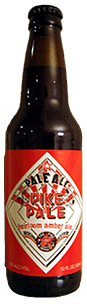 Pike Pale Ale bottle