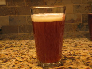 Fruits of the labor: X Brew XIPA1